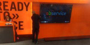 Smart TV audiovisuelles Sb service