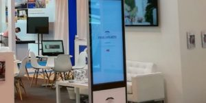 bornes multimedias location