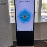 totem tactile interactif sb service