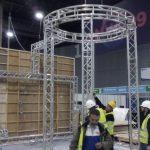 Cercles structure aluminium sb service